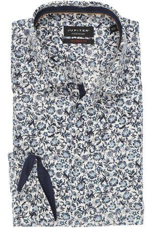 Jupiter Modern Fit Overhemd / , Bloemen