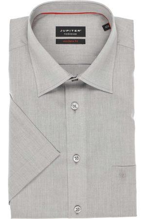 Jupiter Modern Fit Overhemd Korte mouw , Effen