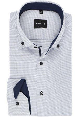 Venti Modern Fit Overhemd / , Gestructureerd