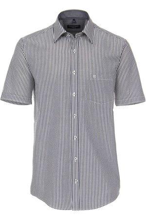 Casa Moda Casual Casual Fit Overhemd Korte mouw / , Gestreept