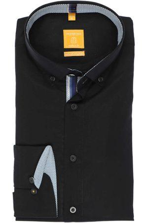 Redmond Modern Fit Overhemd , Effen