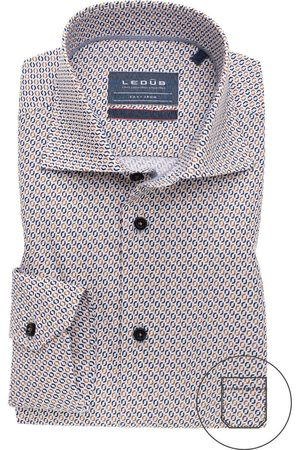 Ledub Modern Fit Overhemd , Motief