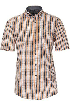Casa Moda Casual Comfort Fit Overhemd Korte mouw / , Ruit