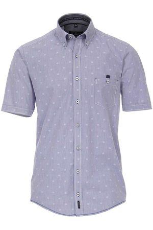 Casa Moda Casual Fit Overhemd Korte mouw , Gestreept
