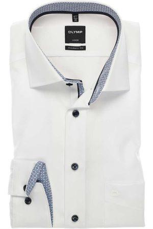 Olymp Luxor Modern Fit Overhemd , Effen