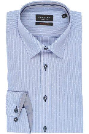 Jupiter Modern Fit Overhemd / , Gestreept