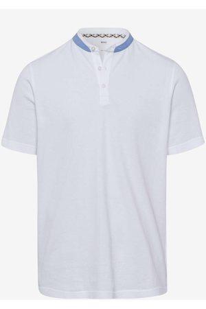 Brax Modern Fit Polo shirt Korte mouw , Melange