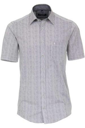 Casa Moda Casual Casual Fit Overhemd Korte mouw , Melange
