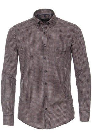 Casa Moda Casual Casual Fit Overhemd / , Motief
