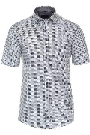 Casa Moda Casual Comfort Fit Overhemd Korte mouw / , Motief