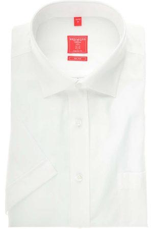Redmond Regular Fit Overhemd Korte mouw , Effen
