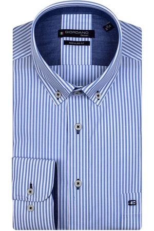 Giordano Regular Fit Overhemd , Gestreept