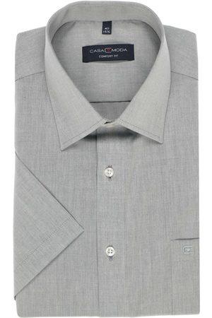 Casa Moda Comfort Fit Overhemd Korte mouw , Effen