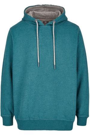 Kitaro Casual Fit Hooded Sweatshirt - , Effen