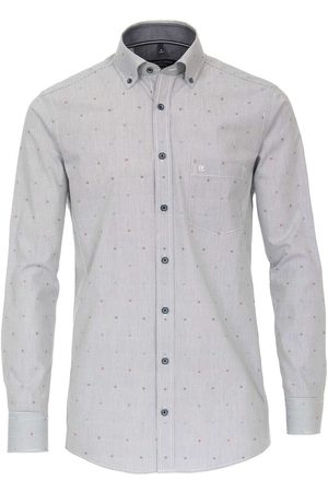Casa Moda Casual Comfort Fit Overhemd / , Gestreept