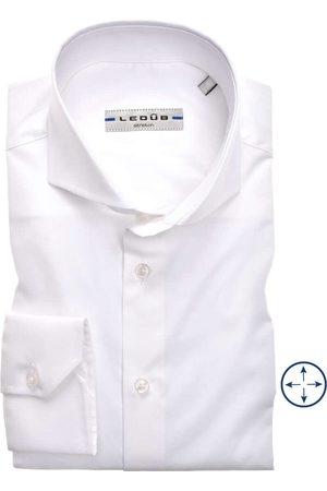 Ledub Slim Fit Overhemd , Effen