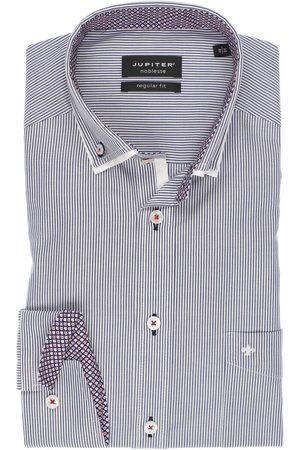 Jupiter Regular Fit Overhemd / , Gestreept
