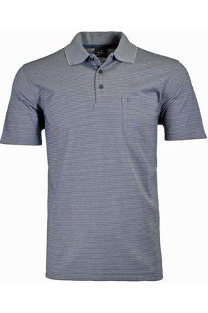 Ragman Regular Fit Polo shirt Korte mouw , Gestreept