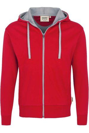HAKRO Comfort Fit Hooded sweatshirt / , Tweekleurig