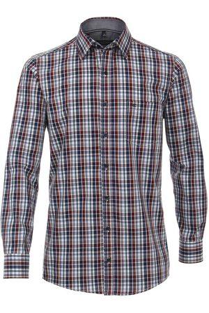 Casa Moda Casual Comfort Fit Overhemd / / , Ruit