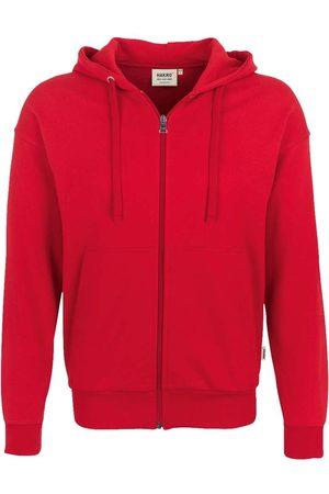 HAKRO Comfort Fit Hooded sweatshirt , Effen
