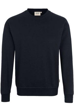 HAKRO 475 Comfort Fit Sweatshirt ronde hals , Effen