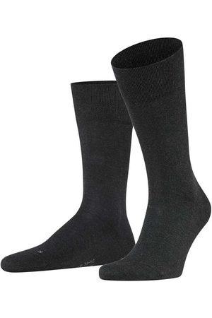 Falke Sensitive London Sokken antraciet, Melange
