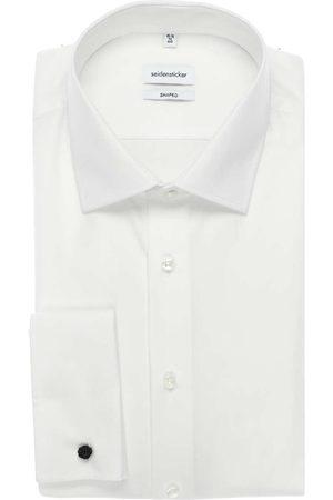 Seidensticker Tailored Overhemd , Effen