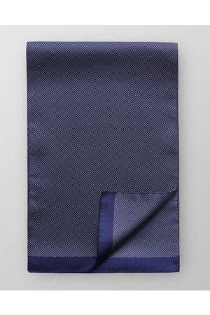 Eton Sjaal donkerblauw, Stippen