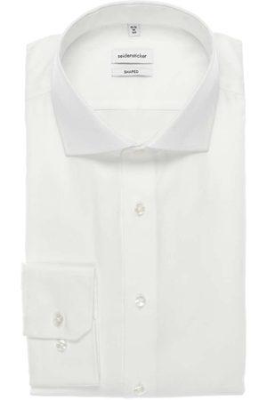 Seidensticker Regular Fit Overhemd , Effen