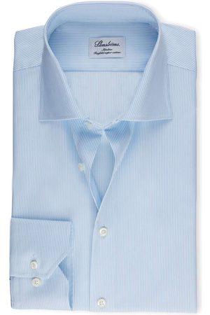 Stenströms Slimline Overhemd lichtblauw
