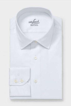 Van Laack Slim Fit Overhemd , Effen