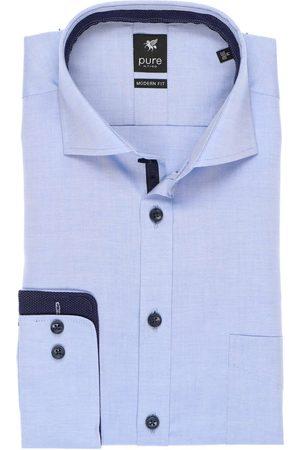 Pure Modern Fit Overhemd , Effen