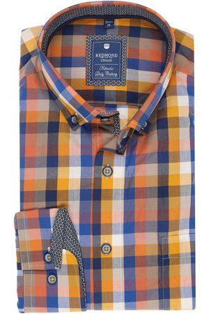 Redmond Regular Fit Overhemd , Ruit