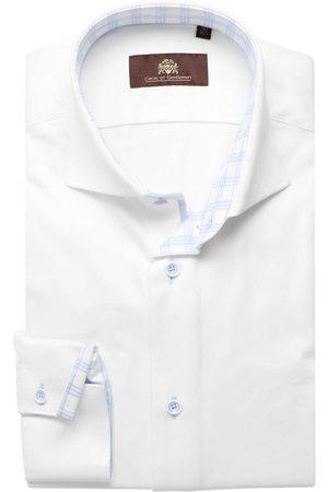 Circle of Gentlemen Floris Slim Fit Overhemd , Effen