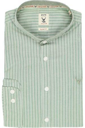 Pure Slim Fit Overhemd , Gestreept