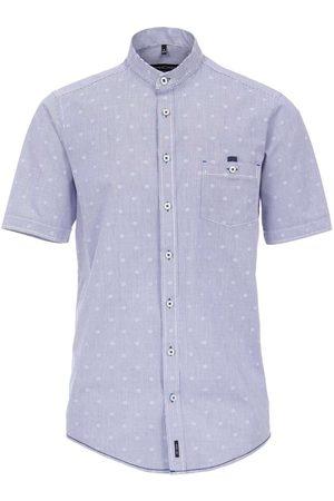 Casa Moda Casual Fit Overhemd Korte mouw , Effen