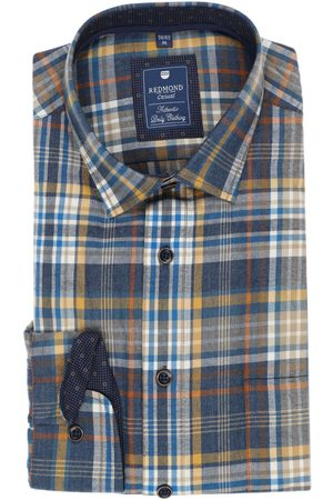 Redmond Casual Regular Fit Overhemd , Ruit