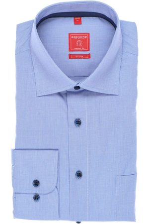 Redmond Regular Fit Overhemd , Faux-uni