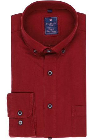 Redmond Regular Fit Overhemd , Effen