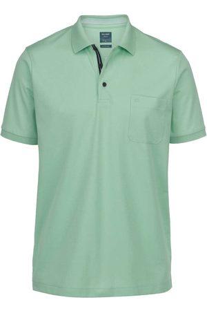 Olymp Casual Modern Fit Polo shirt Korte mouw , Effen