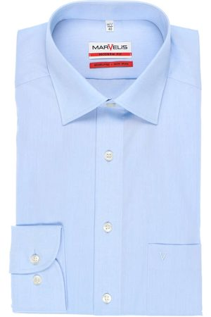 Marvelis Modern Fit Overhemd , Effen
