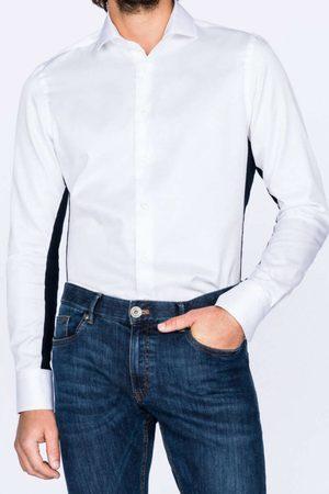 Van Laack Meisterwerk Slim Fit Overhemd / , Effen