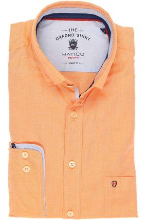 Hatico Regular Fit Overhemd , Effen