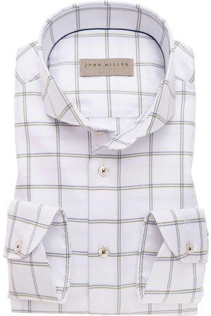 john miller Tailored Fit Overhemd , Ruit