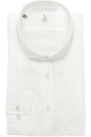 Jacques Britt Smart Business Perfect Fit Overhemd , Effen