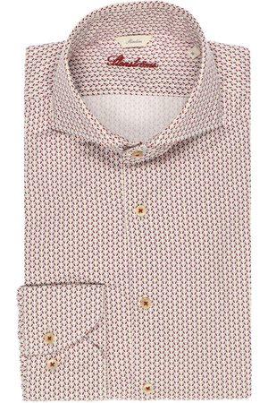 Stenströms Slimline Overhemd veelkleurig, Motief