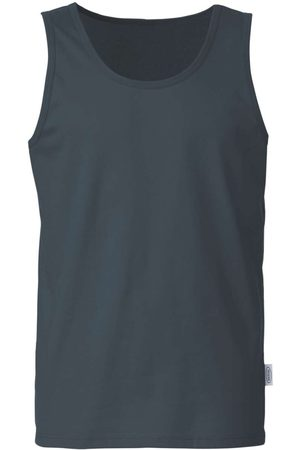 Trigema Comfort Fit Onderhemd antraciet, Effen