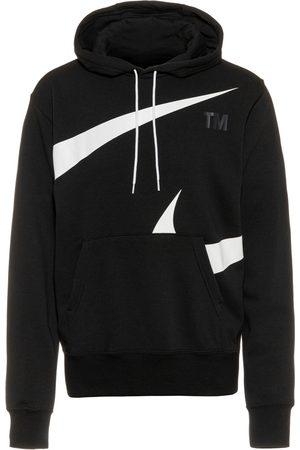 Nike Heren Sportmode - Heren hoodie sportswear swoosh dd6011-010