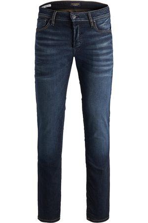JACK & JONES Heren Straight - Jeans 'Clark